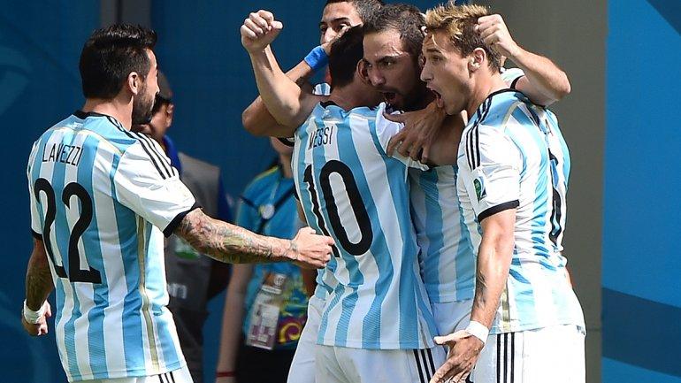 Argentina Mundial cuartos de final
