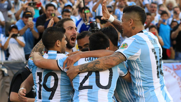 Argentina-Venezuela Copa América