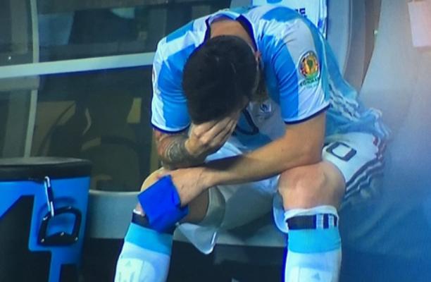 Argentina perdió con Chile55