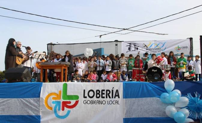 Bicentenario en Lobería