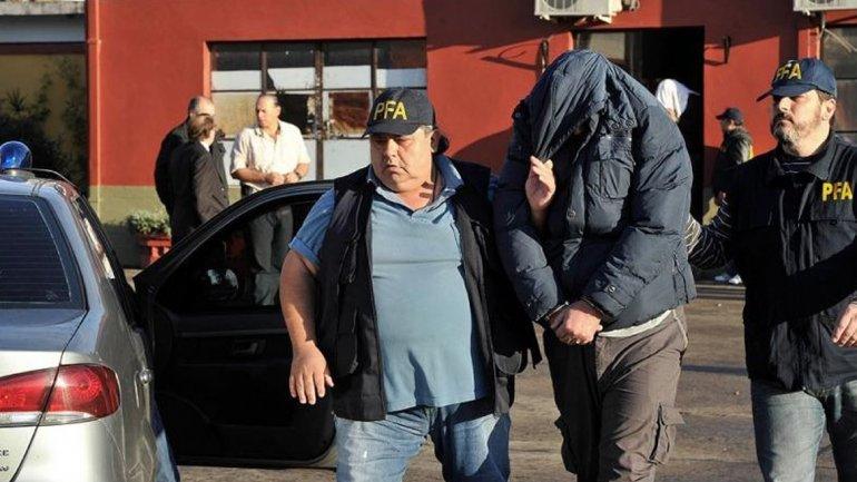 Detenciones Policía Federal