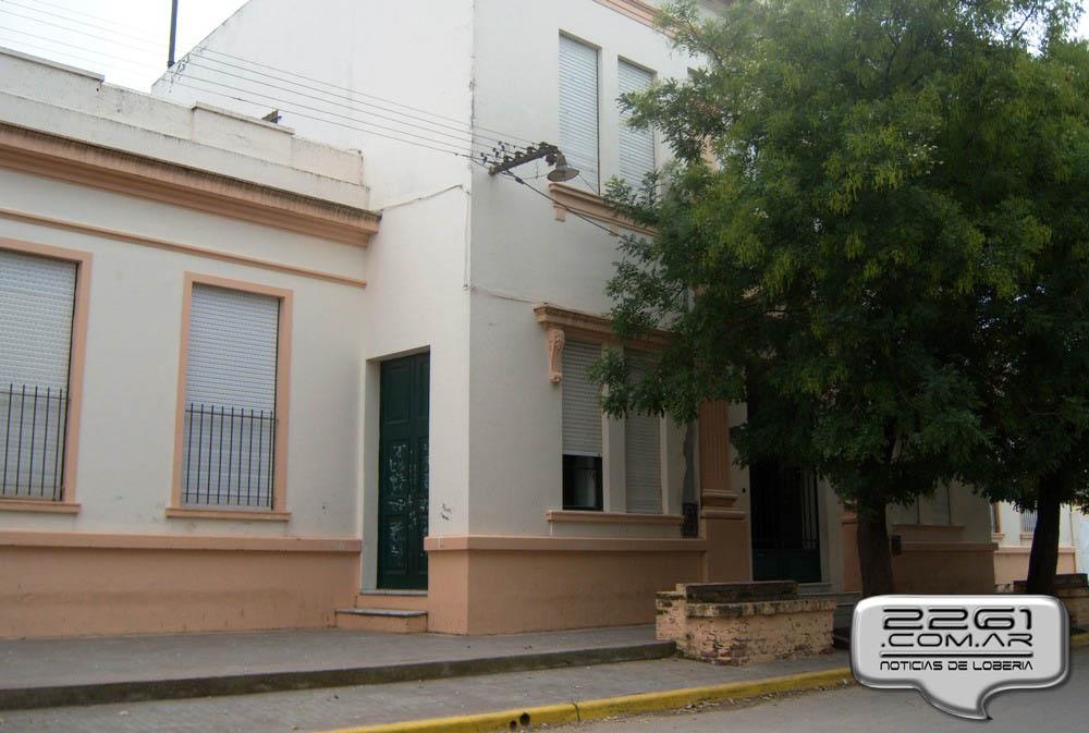 Escuela 6 Lobería