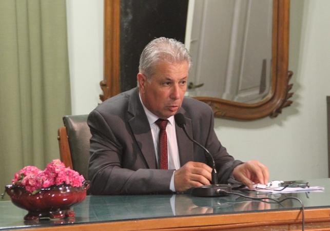 Horacio Marcos - Presidente Concejo Deliberante Lobería