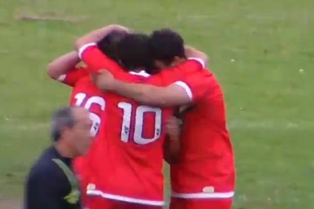 Independiente Lobería triunfo