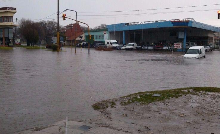 Inundación Mar del Plata 2016 (1)