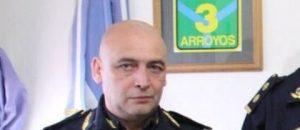 Jefe Departamental Necochea - Esteban