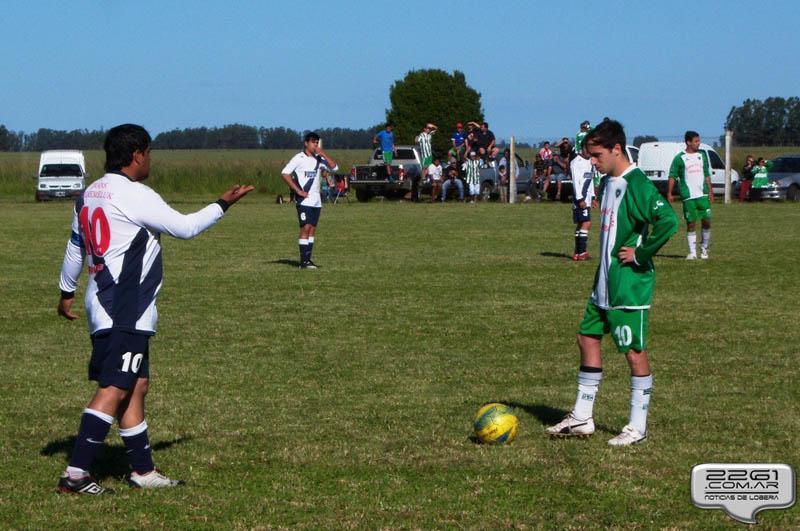 Liga Loberense de Fútbol cuartos 2014