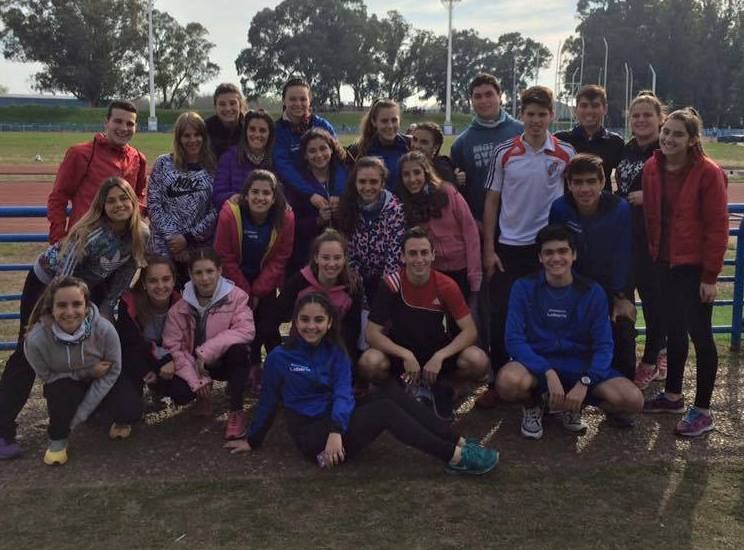 Loberenses atletismo Juegos Bonaerenses