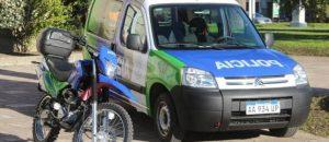 Móviles policía