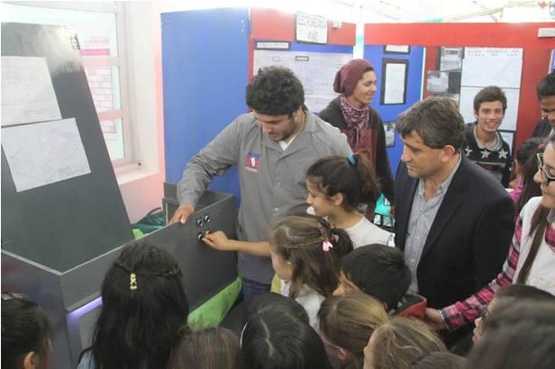 Muestra distrital educativa 2017