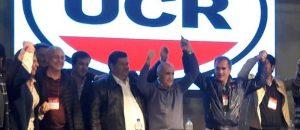 Pablo Barrena presidente convencion ucr