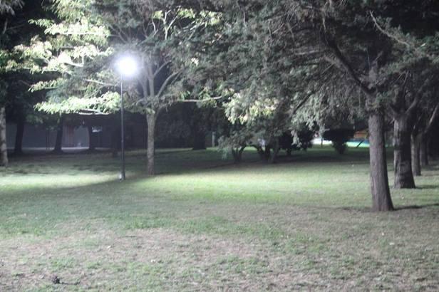Parque luminarias