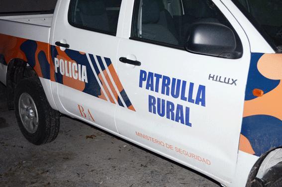 Patrulla Rural policia