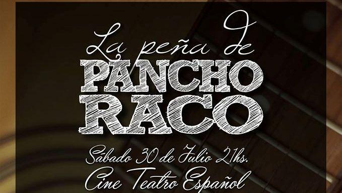 Peña pancho raco