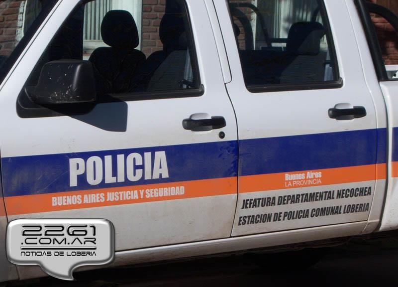 Policía Lobería moviles7