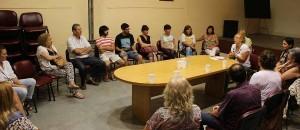 Reunión comisión de cultura Lobería