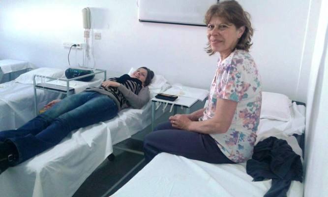 San Manule - donación médula ósea