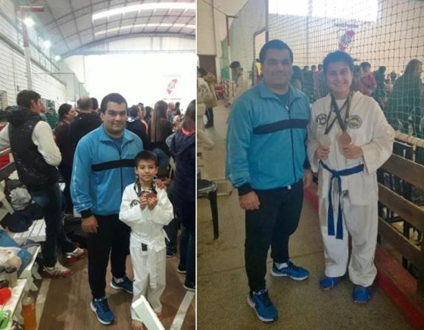 Taekwondo Lobería - copa river plate