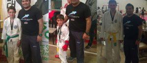 Taekwondo - loberenses en torneo mdp
