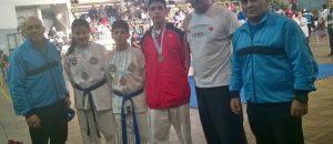 Taekwondo torneo