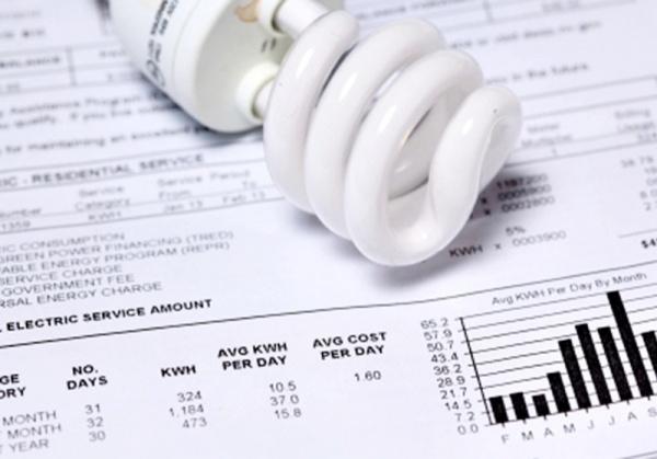 Tarifa luz - servicio electricidad