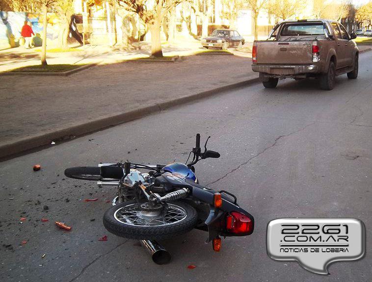 accidente moto camio2