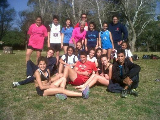 atletismo juegos ba etapa local loberia