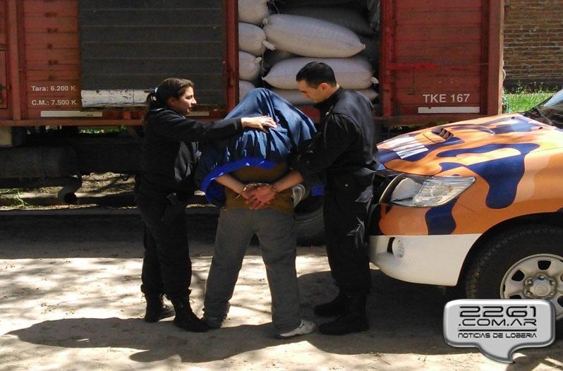 camión cereal robado loberia (1)