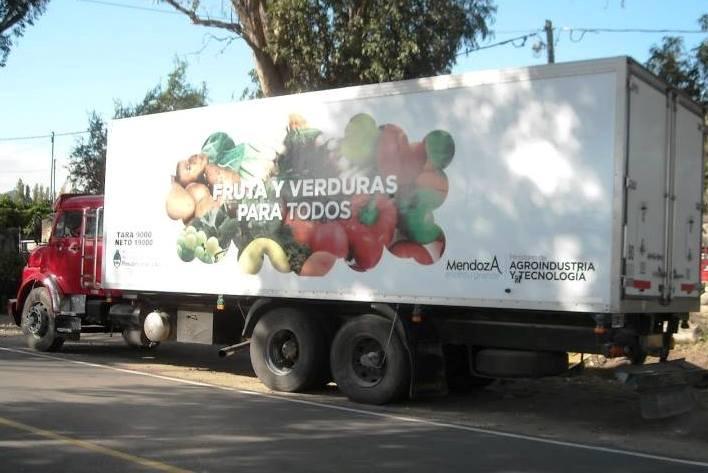 fruta y verdura para todos