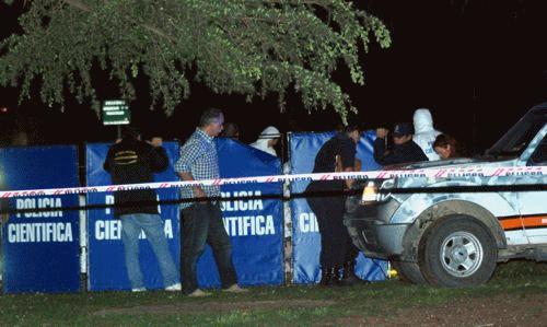 homicidios parque municipal