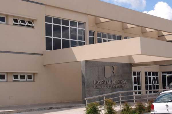 hospital niños tandil