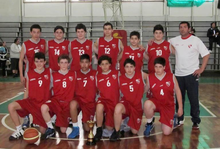 independiente loberia basquet mdp2