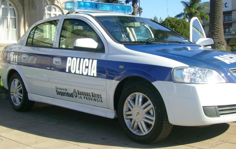 movil policia loberia