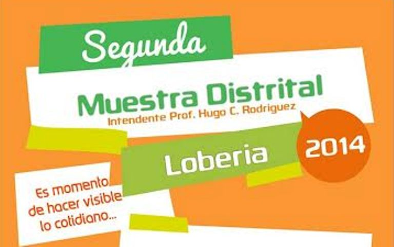 muestra distrital loberia 2