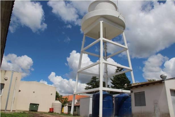 obra agua hospital loberia