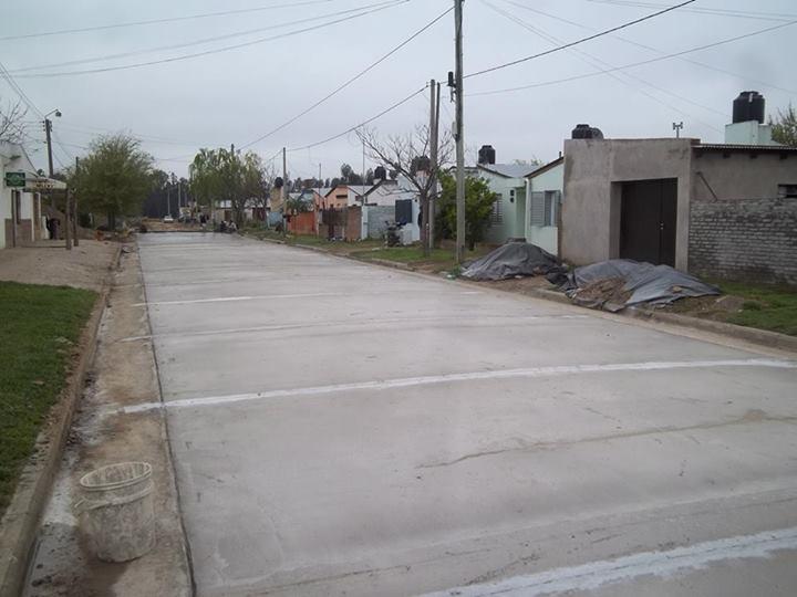 pavimento loberia calle alvear