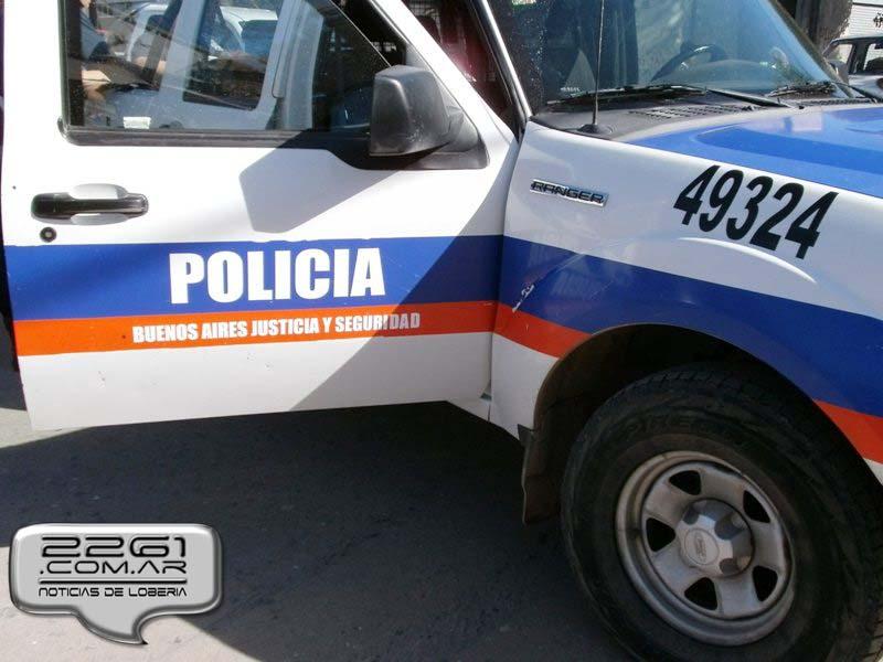 policia loberia movil - policiales