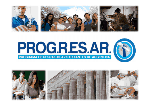 progresar programa
