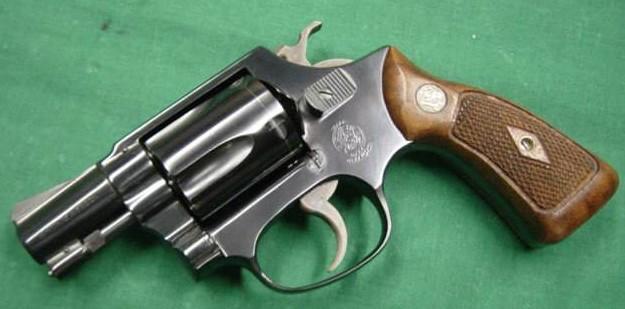 revolver 22