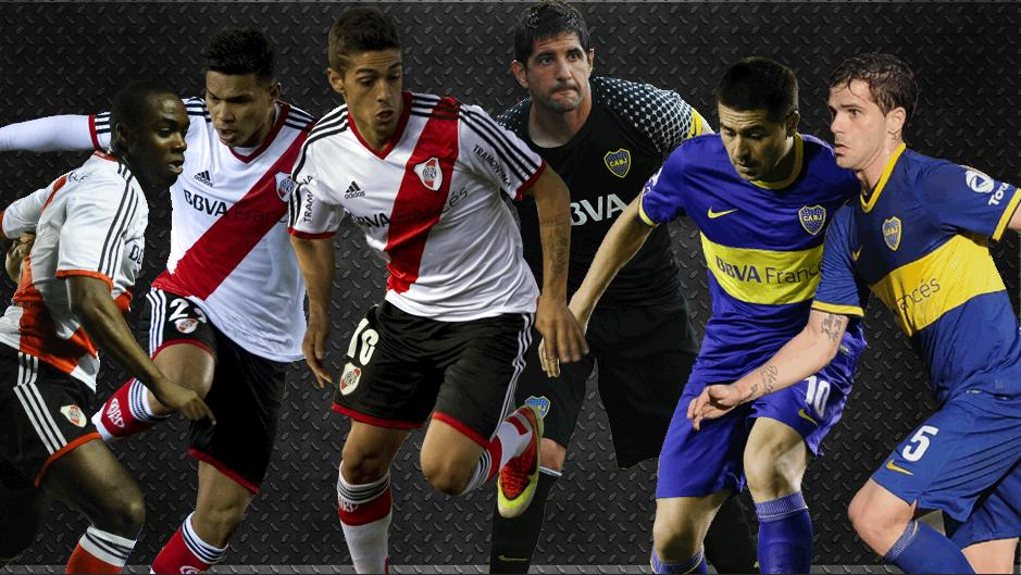 river boca superclasico