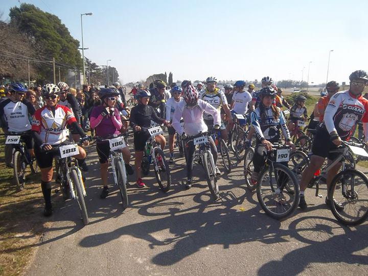rural bike loebria largada